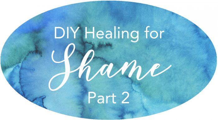 shame healing diy emotional spiritual healing freedom